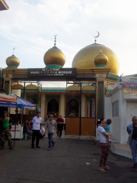 Manila Golden Mosque