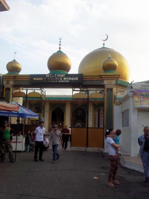 Manila Golden Mosque
