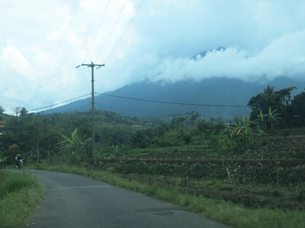 Pagi di Gunung Salak, Bogor