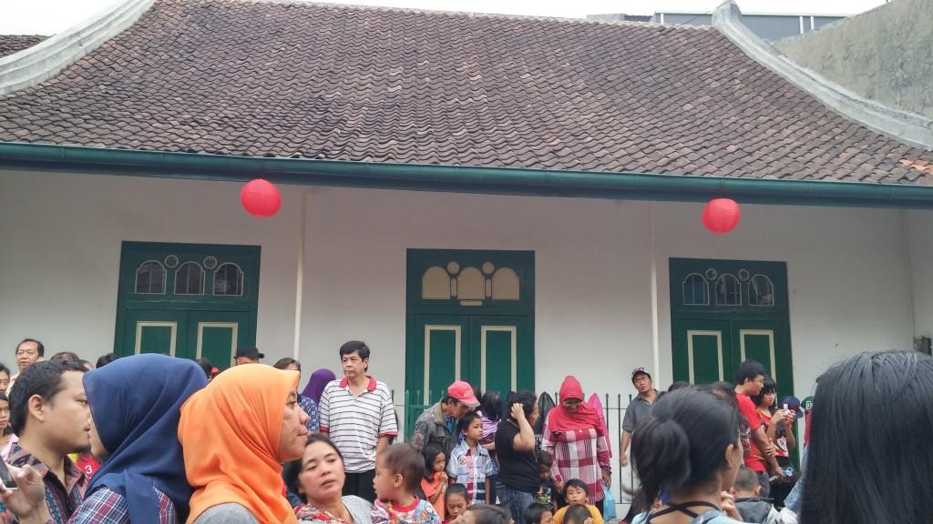 Bangunan Antik di Suryakencana, Bogor