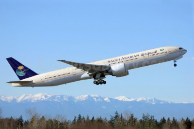 Saudi Arabian 777-300 HZ-AK13 (96)(Tko) PAE (ND)(46)-L