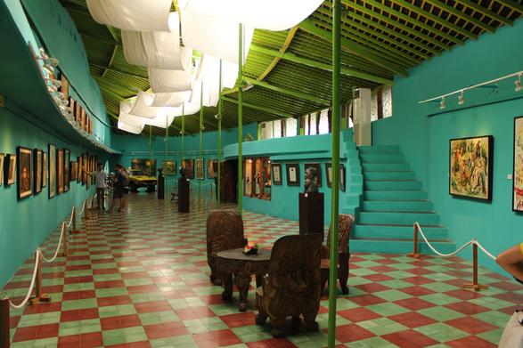 Museum Affandi Source: Pegipegi.com