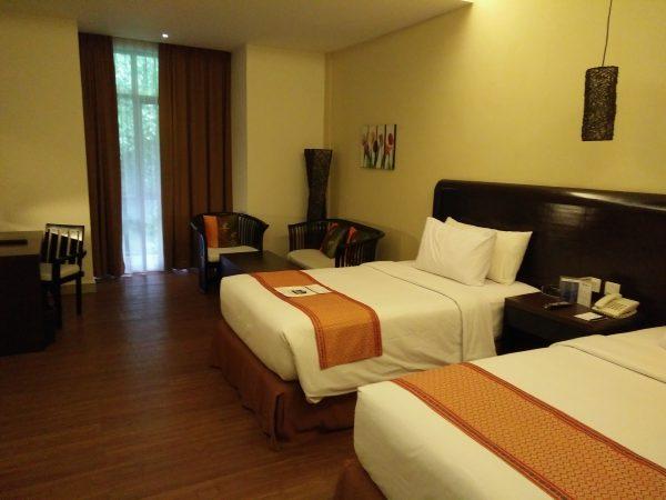 Deluxe Room BW Kuta Villa