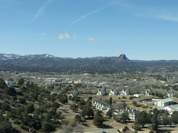 Bertemu Prescott, kota antik di Arizona