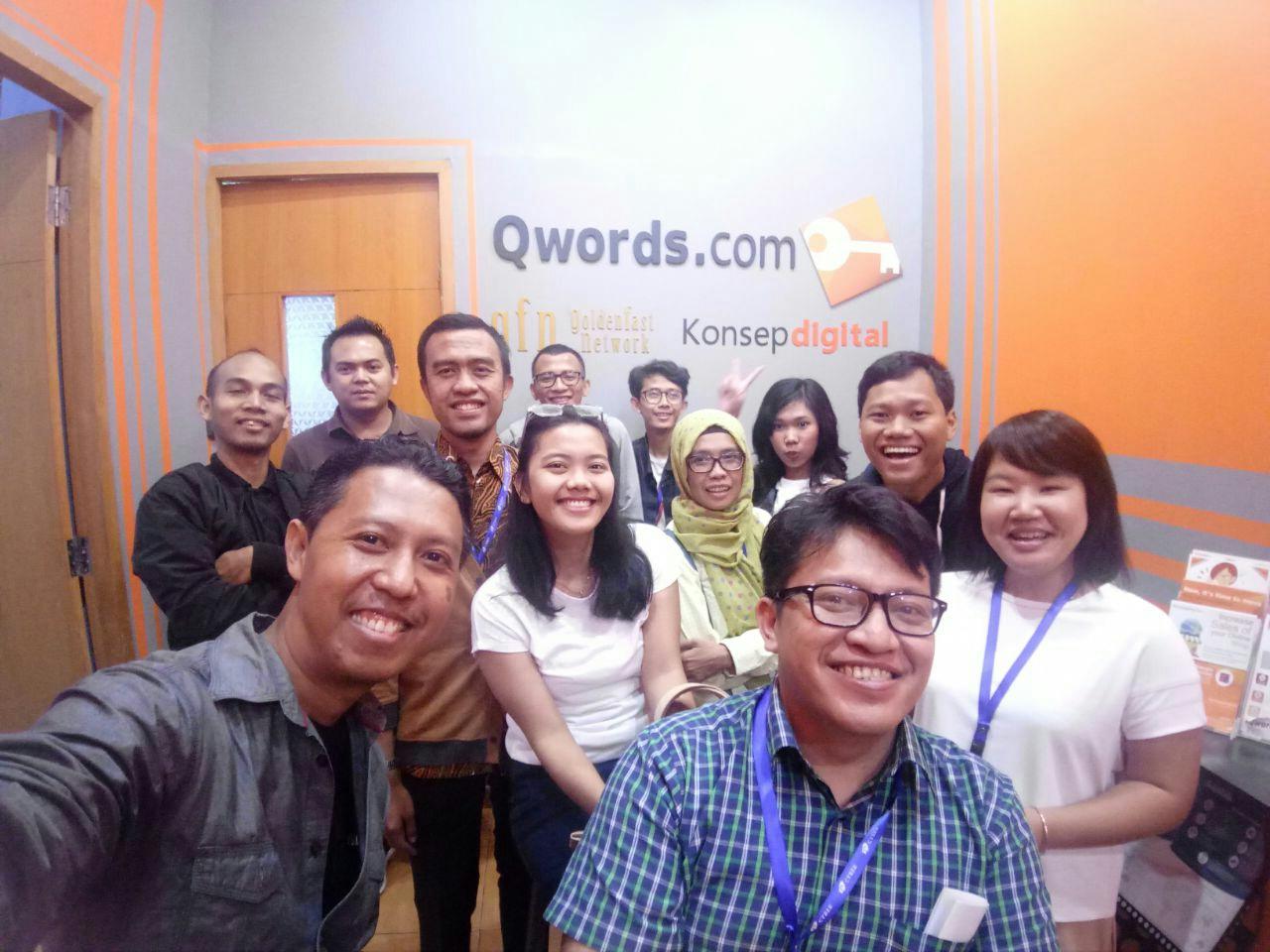 Ngeblog mulus bersama Qwords hosting