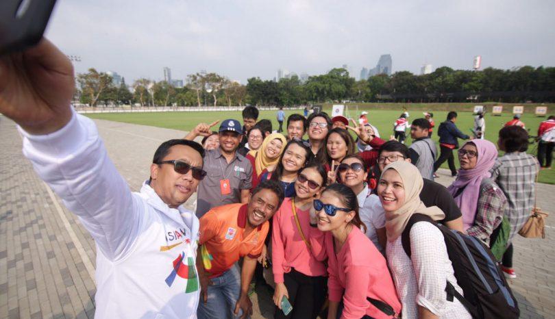 Kita, bagian dari Asian Games 2018
